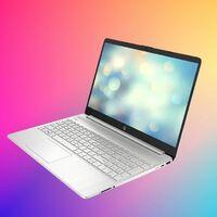 El ordenador portátil HP que arrasa en ventas en Amazon tiene un hardware brutal para uso general y cuesta menos de 500 euros