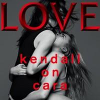 Kendall y Cara nos felicitan las Navidades a modo de vídeo casero