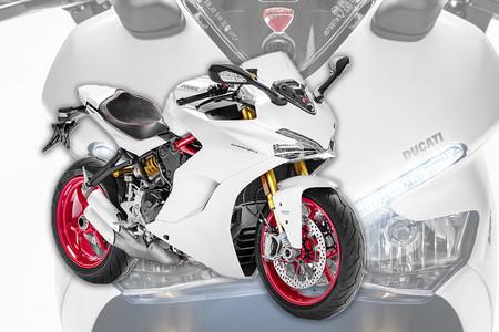Así es como la Ducati SuperSport renace en 2017, toda una Panigale para usar a diario