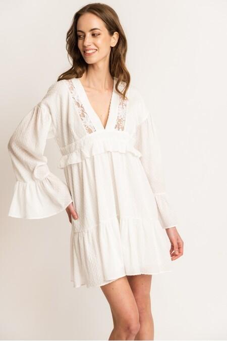 Vestido Lamiel Blanco