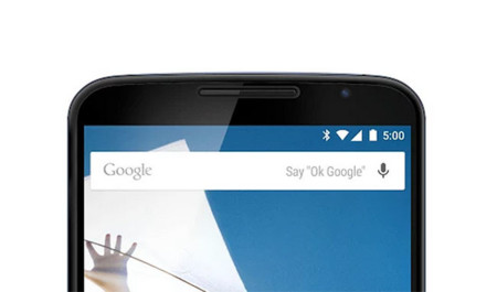 El Nexus 6 esconde un Led de notificaciones desactivado por defecto
