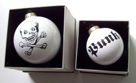 Decoración Navideña: árbol por bolas