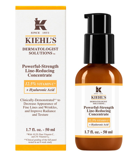 Powerful Strength Line Reducing Concentrate De Khiels