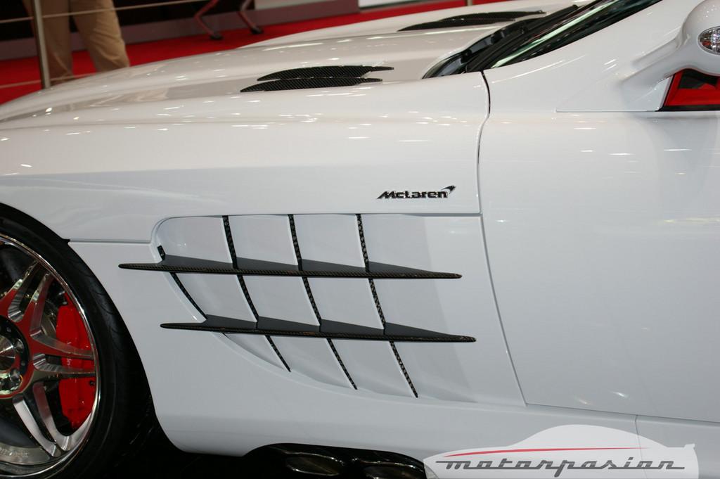 Foto de Pack Brabus: Mercedes-Benz SLR McLaren Roadster y Smart Ultimate 112 (9/18)