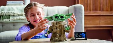 Baby Yoda: el nuevo set de Lego Star Wars inspirado en el adorable personaje de 'The Mandalorian'