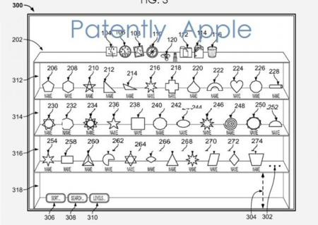 dock patente apple pisos