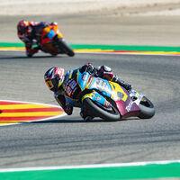 Sam Lowes pone la directa hacia el título de Moto2 dominando de nuevo en MotorLand
