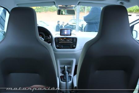 Volkswagen e-up! - vista interior