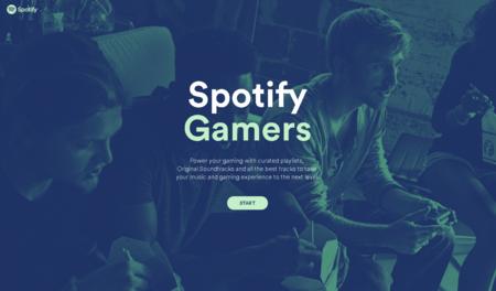 Spotify Gaming, el sitio en donde encontrarás toda la música de los videojuegos que amas