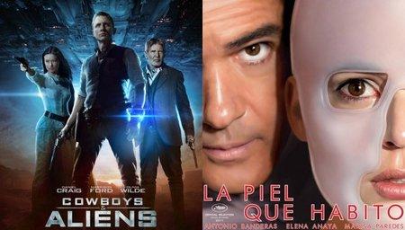 Taquilla española | El duelo entre vaqueros y alienígenas interesa más que lo nuevo de Almodóvar