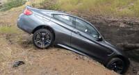 Dolorpasión™: El BMW M4 de la cuneta