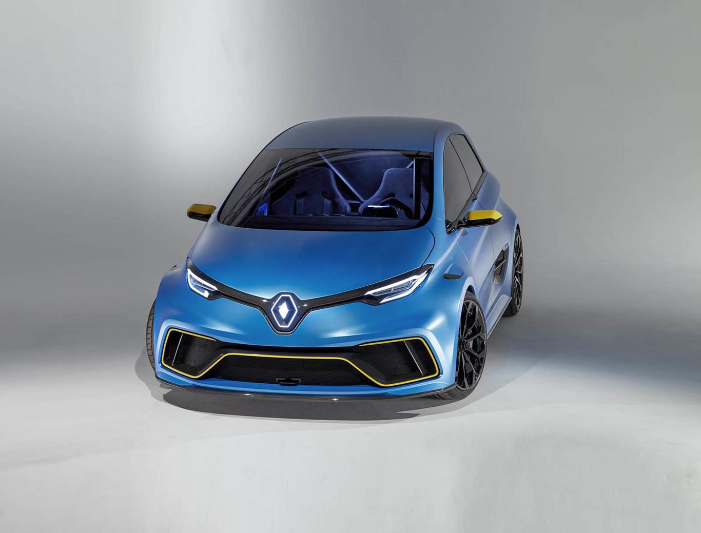 La versión RS del Renault ZOE podría hacerse realidad, pero solo con baterías de estado sólido