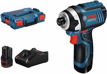 Oferta de Amazon en el atornillador Bosch Professional GDR 12V-105: ahora puede ser nuestro por 163,82 euros
