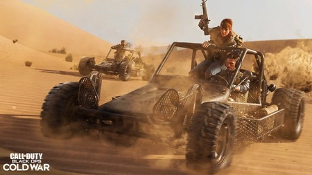 Call of Duty: Black Ops Cold War nos brinda un épico adelanto de los mapas de su multijugador online