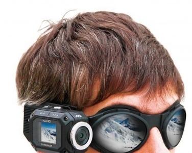 JVC GC-XA1: posiblemente la mejor cámara deportiva del mercado