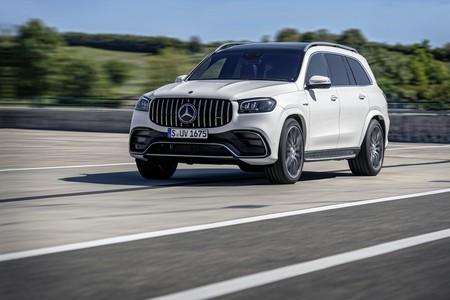 Ya está aquí el Mercedes-AMG GLS 63 S 4MATIC+: todo el lujo y 612 CV para siete ocupantes, desde 176.150 euros