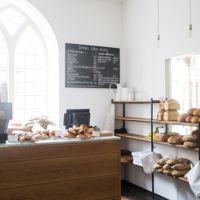Espacios que se transforman: una panadería cafetería que fue iglesia