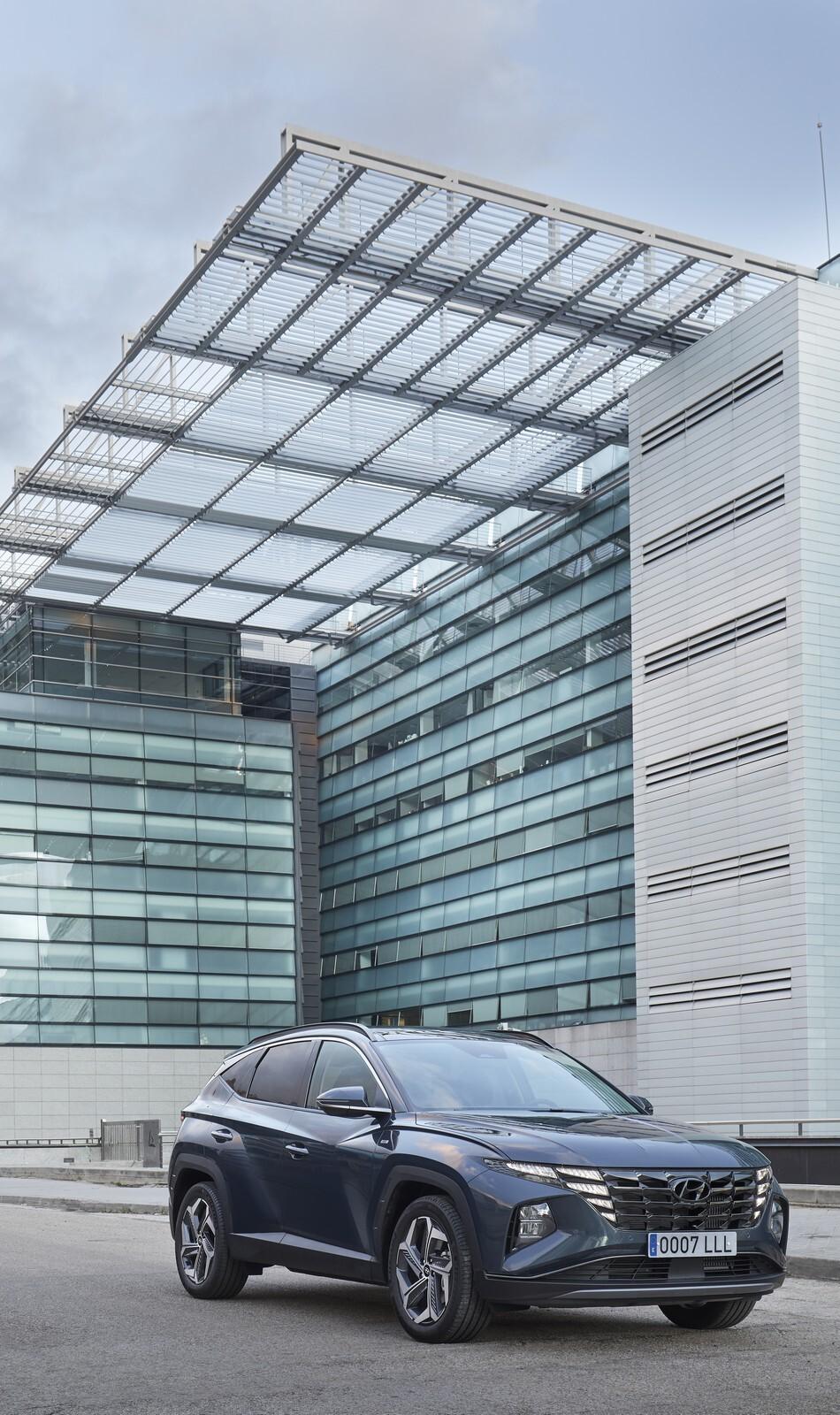 Foto de Hyundai Tucson 2021 (33/42)