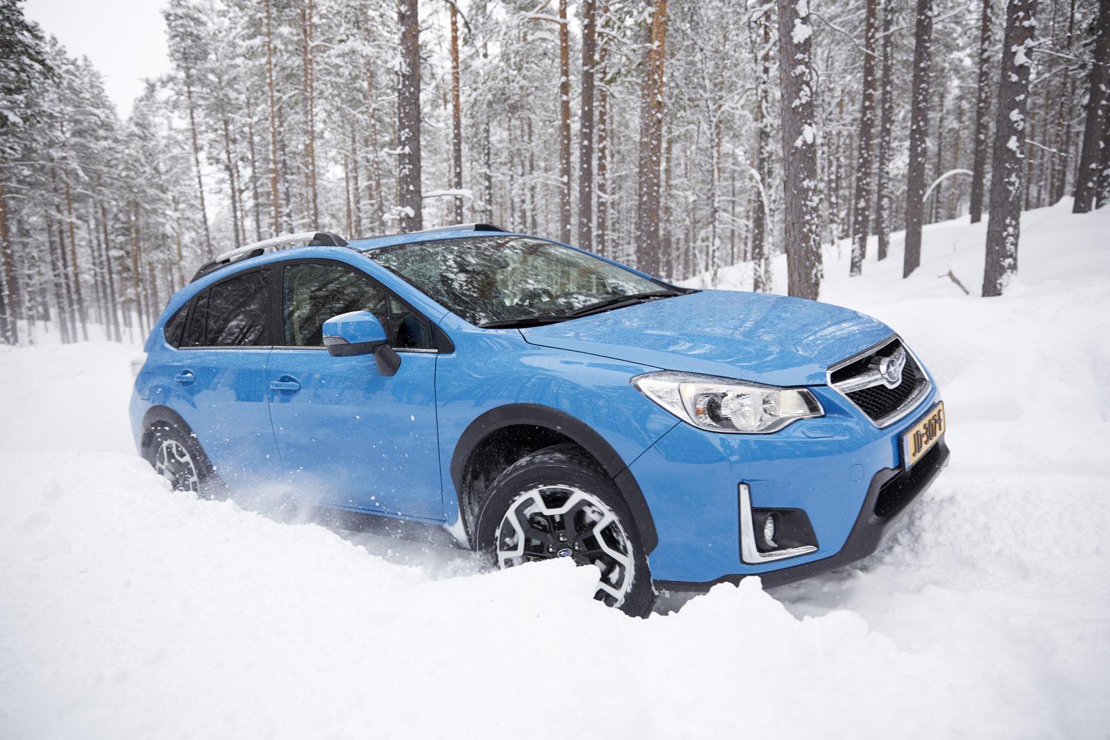 Foto de Subaru Snow Drive 2016 (114/137)
