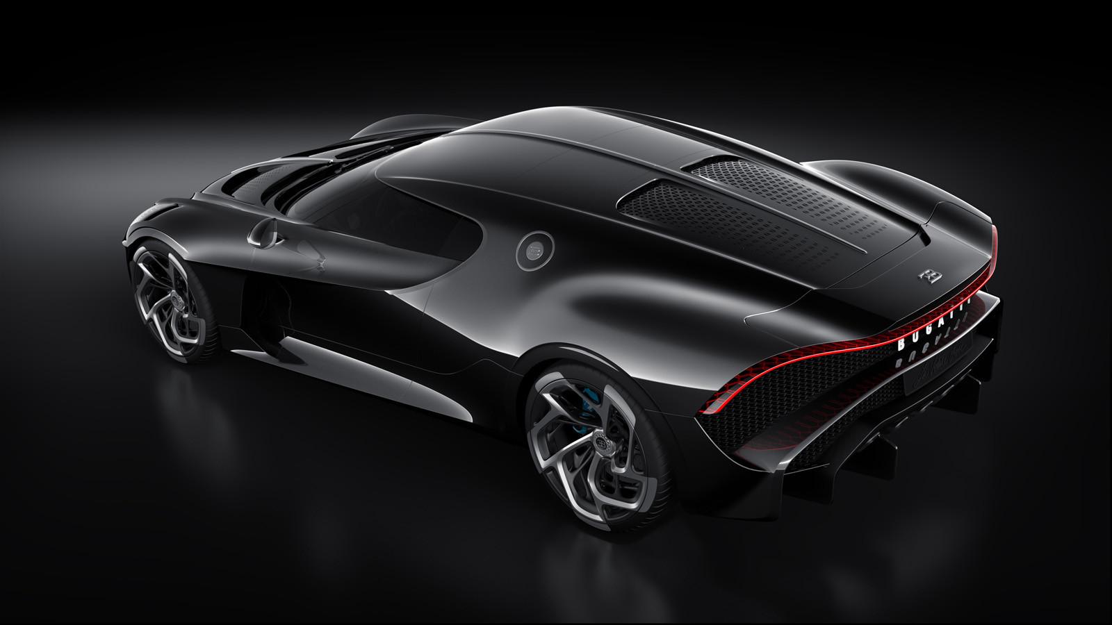 Foto de Bugatti Type 57 Atlantic La Voiture Noire (5/12)