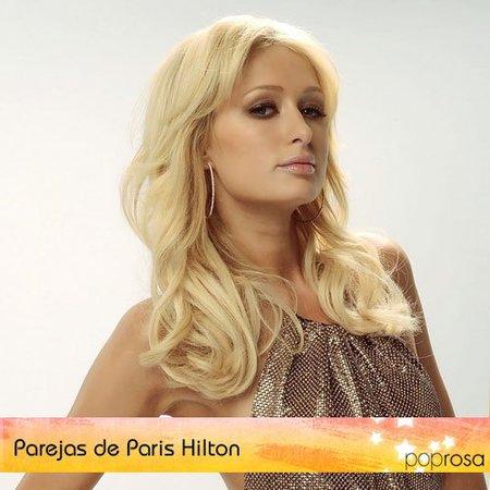 Parejas de Poprosa: Paris Hilton (I)