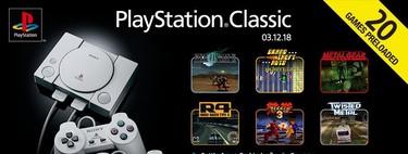 Final Fantasy VII, Metal Gear Solid y otros 18 juegos, esta es la lista oficial de títulos del PlayStation Classic