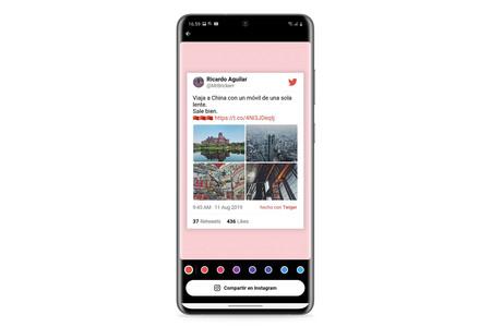Twiger: una genial aplicación para compartir tweets en las historias de Instagram