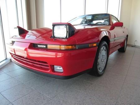 Este Toyota Supra espera dueño desde... 1990