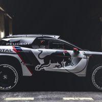 Abran paso al nuevo Peugeot 3008 DKR que competirá en el Rally Dakar 2017
