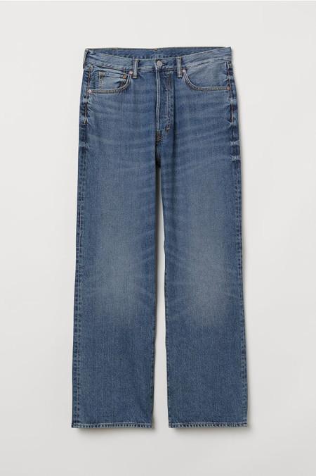 Dale Un Descanso A Los Pitillos Con Estos Jeans En Rebajas De H M