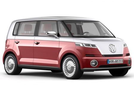 La mítica Volkswagen Camper volverá como furgoneta eléctrica