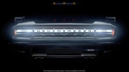 El nuevo Hummer eléctrico llegará en versiones SUV y pick-up