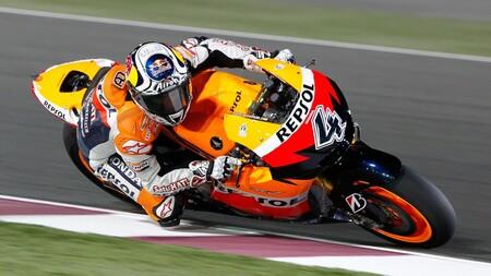 Dovizioso Honda Motogp 2008