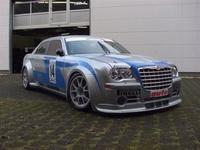 Chrysler 300C SRT 8 de Zakspeed para competición