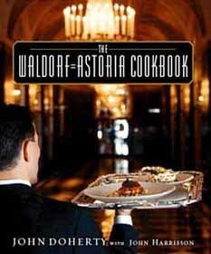 El libro de cocina del Waldorf Astoria