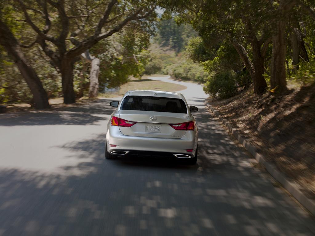 Foto de Lexus GS 2012 (7/21)