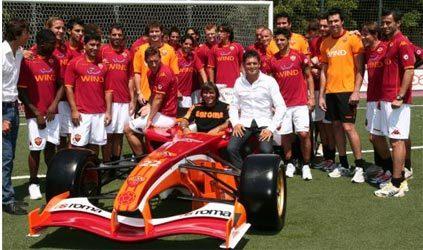 La Roma y FMSI de la mano en la Superleague Formula