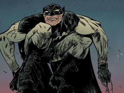 'Batman: Año 100', Paul Pope en su esplendor