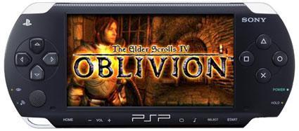 'Oblivion' podría llegar el 30 de junio a PSP