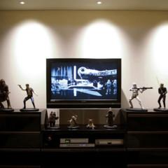 Foto 2 de 14 de la galería la-casa-de-un-fan-de-star-wars-con-gusto en Decoesfera