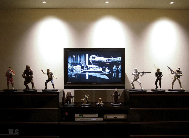 Foto de La casa de un fan de Star Wars con gusto (2/14)