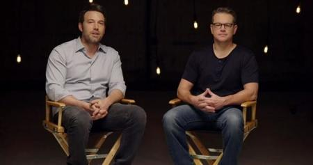 SyFy ficha a Ben Affleck y Matt Damon para producir 'Incorporated'