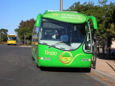 Tindo, el primer autobús solar del hemisferio Sur