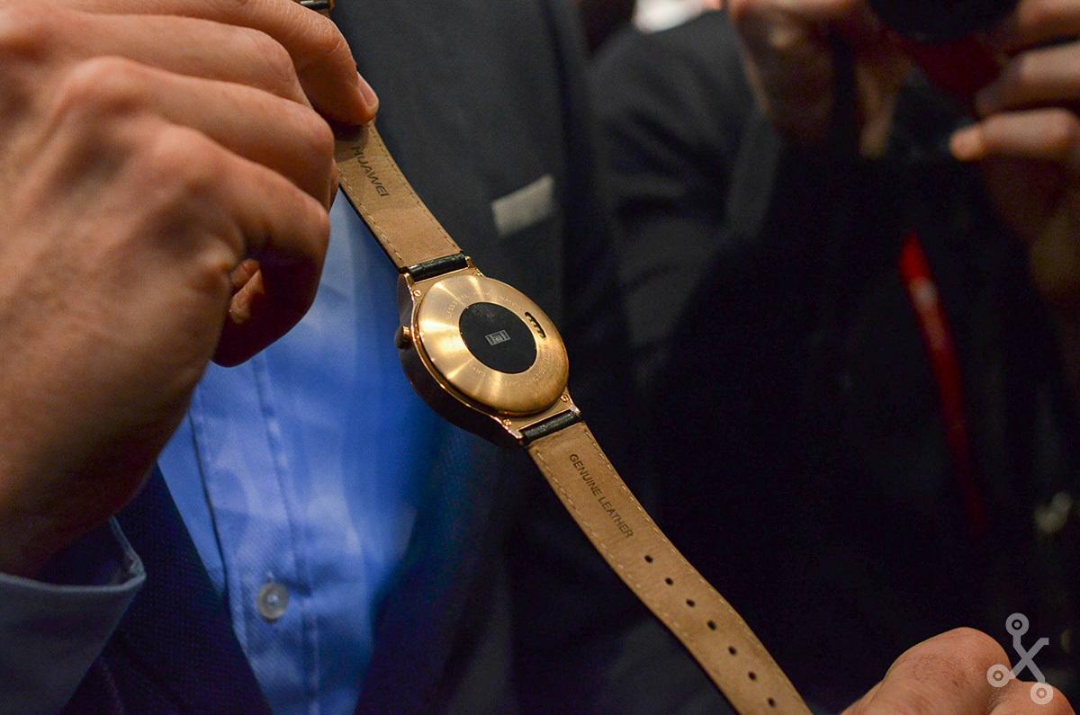 Foto de Huawei Watch, toma de contacto (1/9)