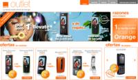 La tienda Outlet de Orange ya disponible con ofertas de 2 móviles por 1 euro