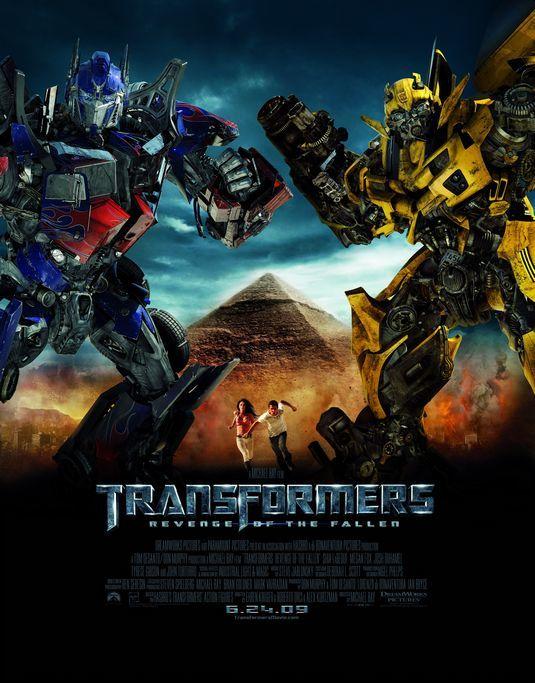 Foto de 'Transformers: Revenge of the Fallen', nuevos carteles (1/4)