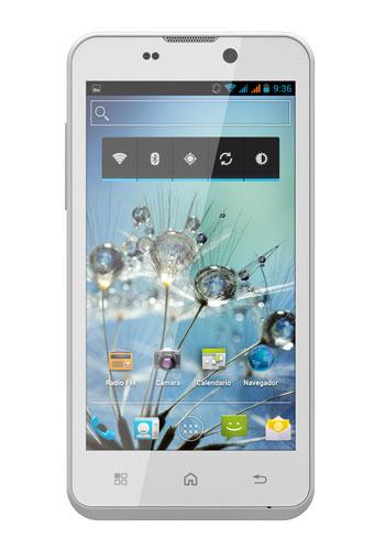 Bq Aquaris 4.5, toda la información del primer smartphone Android de Bq