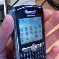 BlackBerry 8800 en camino