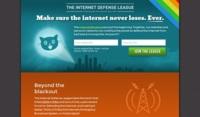 """The Internet Defense League, la """"batseñal"""" para defender Internet"""
