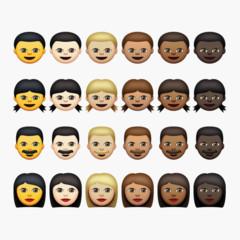 Foto 1 de 6 de la galería nuevos-emojis en Trendencias Lifestyle